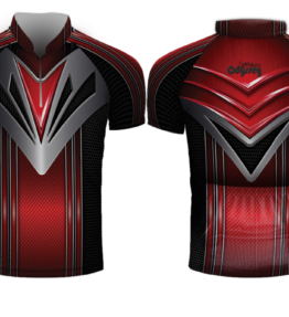 Design #3 Sublimated Cycling Shirt