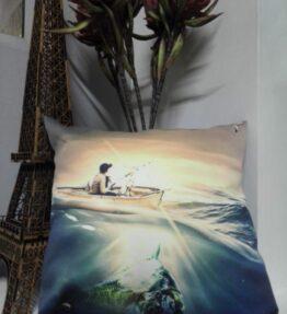 Carp Assassin Scatter Cushion