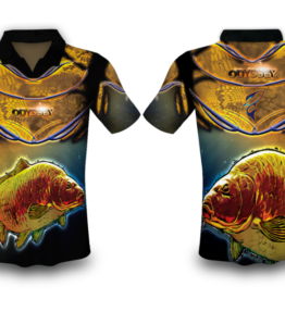 Odyssey Apparel Fishing Shirt Sublimation Design #8