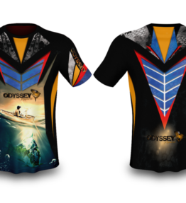Odyssey Apparel Fishing Shirt Sublimation Design #3