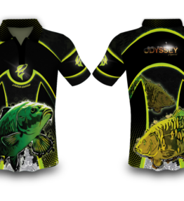 Odyssey Apparel Fishing Shirt  SublimationDesign #7