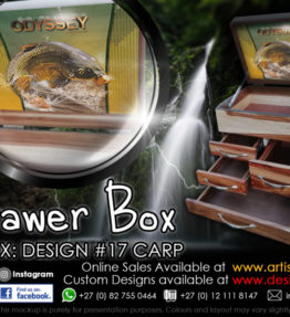 4 Drawer Tackle Boxes | Design #17