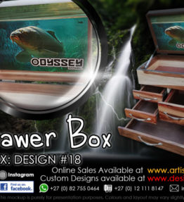 4 Drawer Tackle Boxes | Design #18