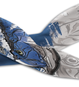 Odyssey Arm Sleeves: Design #20 King Fish