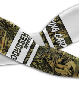 Odyssey Arm Sleeves: Design #22 Carp Camo