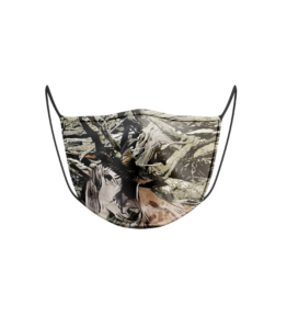 Face Mask: Grass Eland