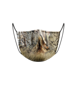 Face Mask: Grass Impala