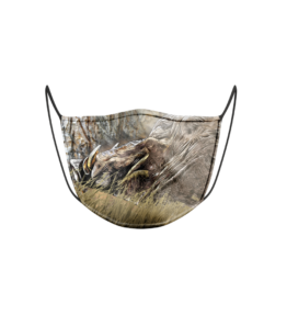 Face Mask: Grass Warthog