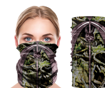 Odysse Camo Uil Pink