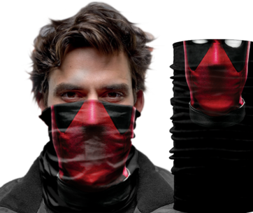 Face Wear: Deadpool Face