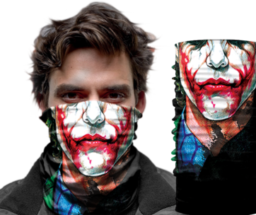 Face Wear: Joker Heath