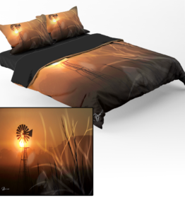 Bedding | Burning Love