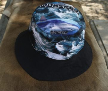 Bucket Hat: D#24 Shark