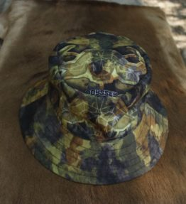 Bucket Hat: Camo Buffel