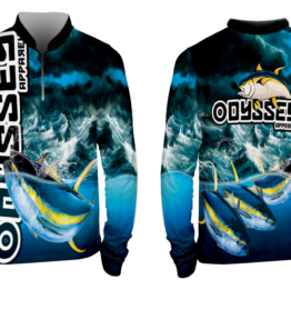 Odyssey Sublimation Design #24 Tuna