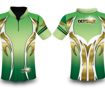 Casual/Cycling: Design #9 Green