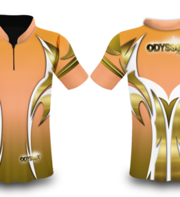 Casual/Cycling: Design #9 Orange