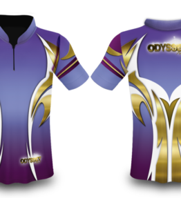 Casual/Cycling: Design #9 Purple