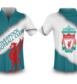 Liverpool Teal Supporters Shirt