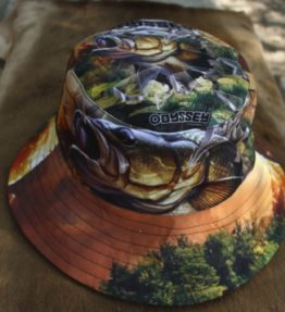 Bucket Hat: D#27 Bass