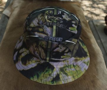 Bucket Hat: Camo Uil