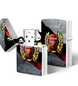 Zippo type Lighter: Arsenal