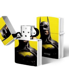Zippo type Lighter: Batman Yellow