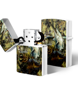 Zippo type Lighter: Design #12