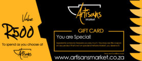 R500 gift Card gift