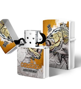 Zippo type Lighter: Design #20 Bass
