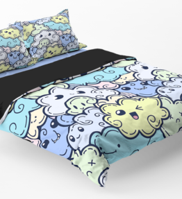 Bedding | Cloud Pattern D#4