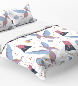 Bedding | Dino Pattern D#4