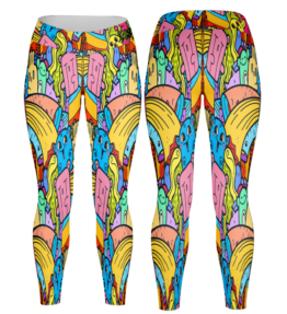 Leggings Pattern 6