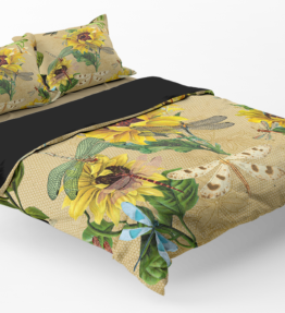 Bedding | Dragonflies & Sunflowers D#1