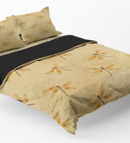 Bedding | Dragonflies & Sunflowers D#13