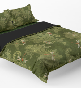 Bedding | Dragonflies & Sunflowers D#16