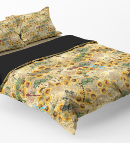 Bedding | Dragonflies & Sunflowers D#2