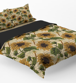 Bedding | Dragonflies & Sunflowers D#4