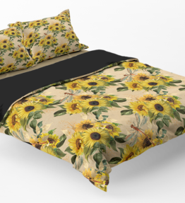 Bedding | Dragonflies & Sunflowers D#7