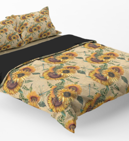 Bedding | Dragonflies & Sunflowers D#8