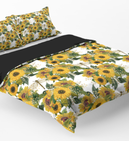 Bedding | Dragonflies & Sunflowers D#9