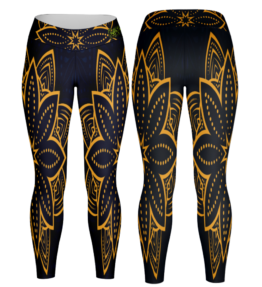 Leggings Mandala 11